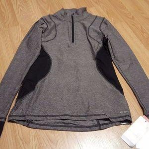 Champion Premium Performance Half-Zip Shirt NWT